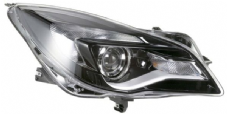 VAUXHALL INSIGNIA HEADLIGHT  FACELIFT   DRIVERS SIDE   2013  - 2016